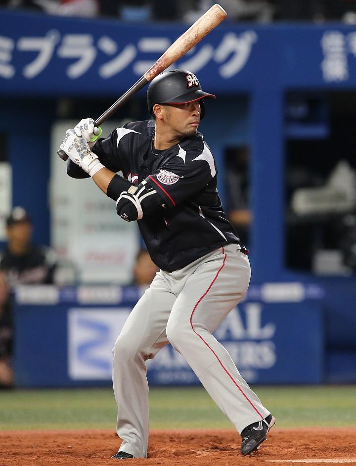 ロッテ・清田育宏に求められる安定したパフォーマンス - 野球:週刊 ...