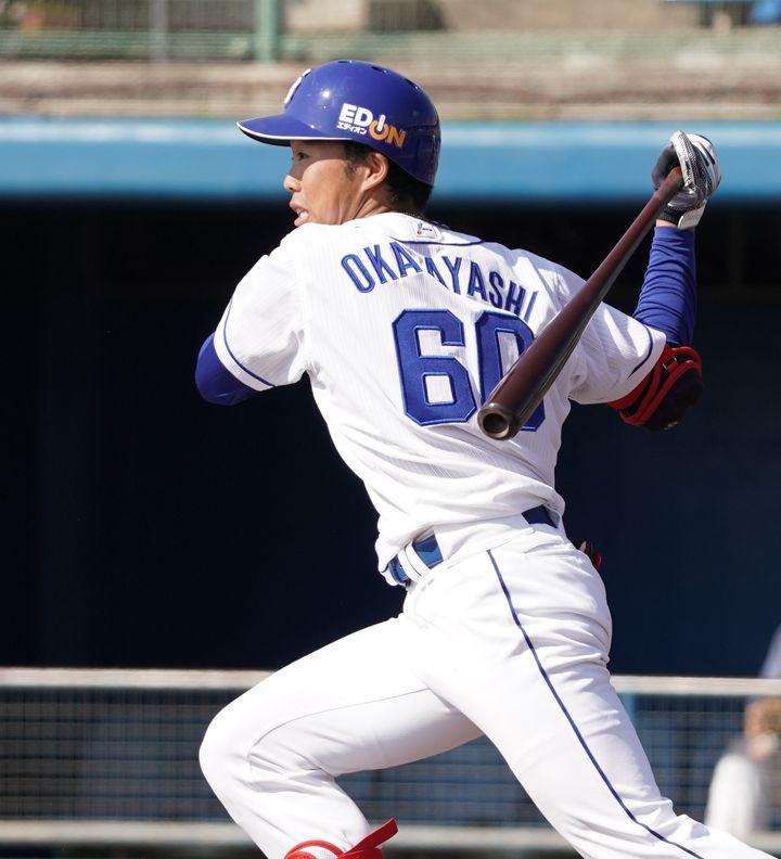 中日・岡林勇希 高卒ルーキーに絶賛の声/一軍デビューが見えた   野球 ...