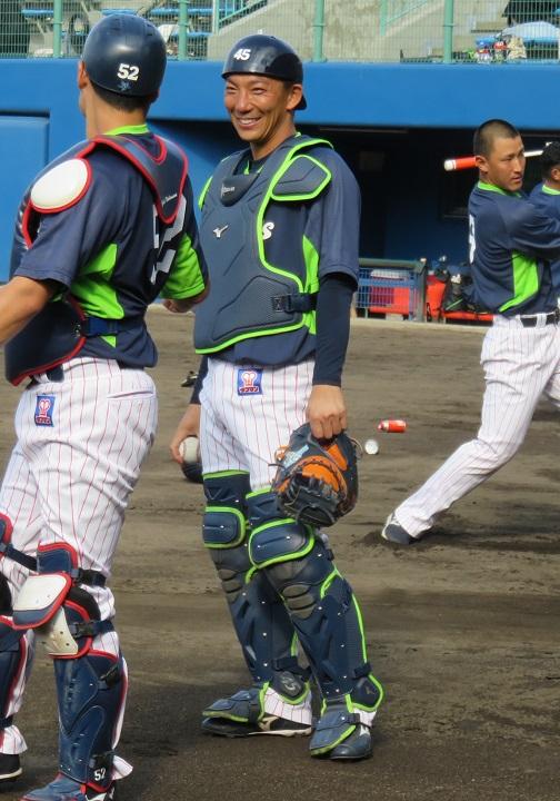 名将が認める嶋基宏の人間力 | 野球コラム - 週刊ベースボールONLINE