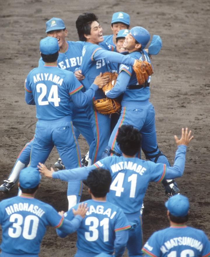 1987年の日本シリーズ