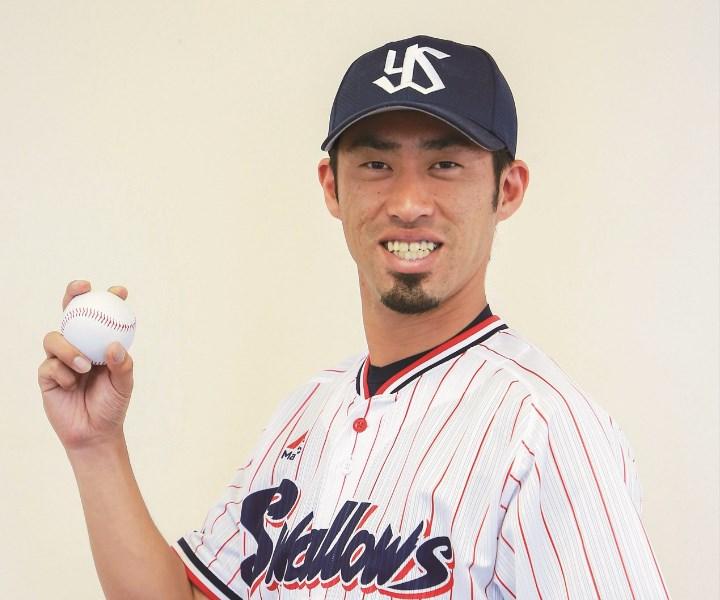 ヤクルト・秋吉亮インタビュー クールに、ひたむきに「中継ぎ、抑え、どこで投げても自分のピッチングをするだけ」