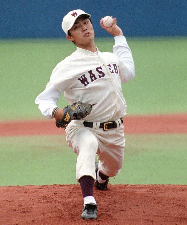平成14年(第38回)】「松坂世代」の大学生が大挙入団。左腕・高井雄平は ...