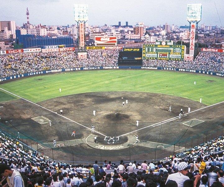中日ドラゴンズ・本拠地球場ヒストリー - 野球:週刊ベースボールONLINE